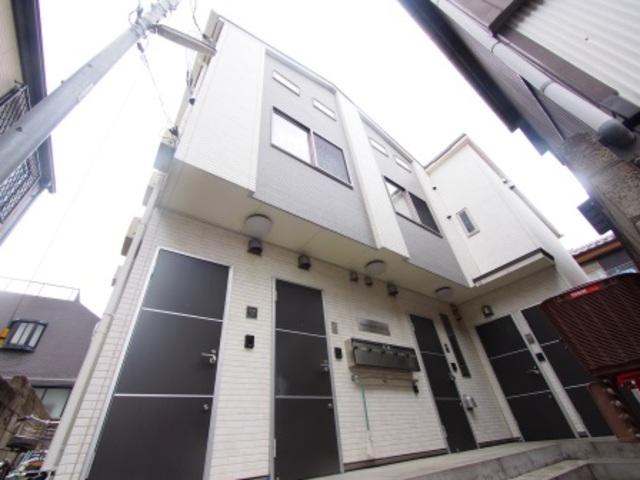 アパートメント吉祥寺の外観