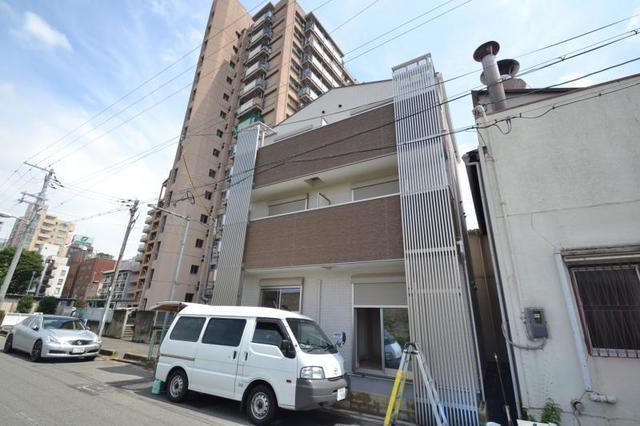 自転車の 大阪市北区本庄 自転車 : 仮称本庄東マンション(1K・3階 ...